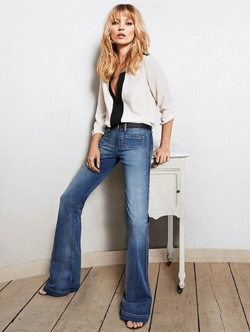 Are Flared Jeans & Trousers Back In Style? How To Wear Bell ...