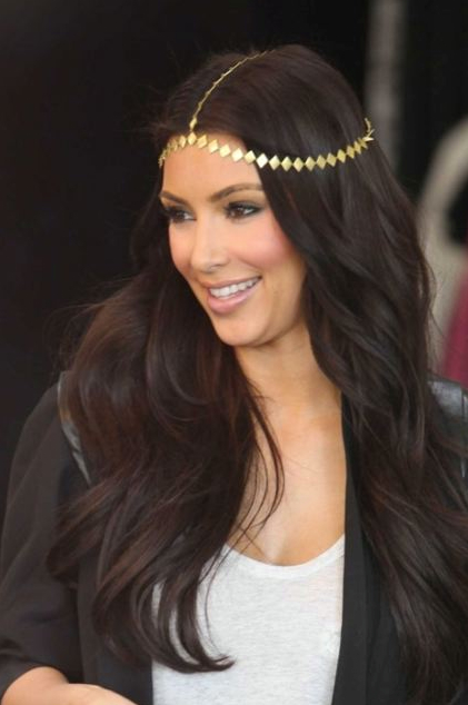 Kim Kardashian Headpiece