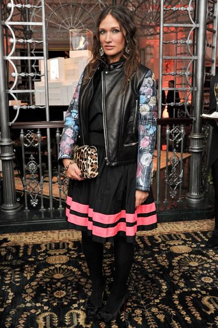Lulu Kennedy - British Fashion Awards 2012