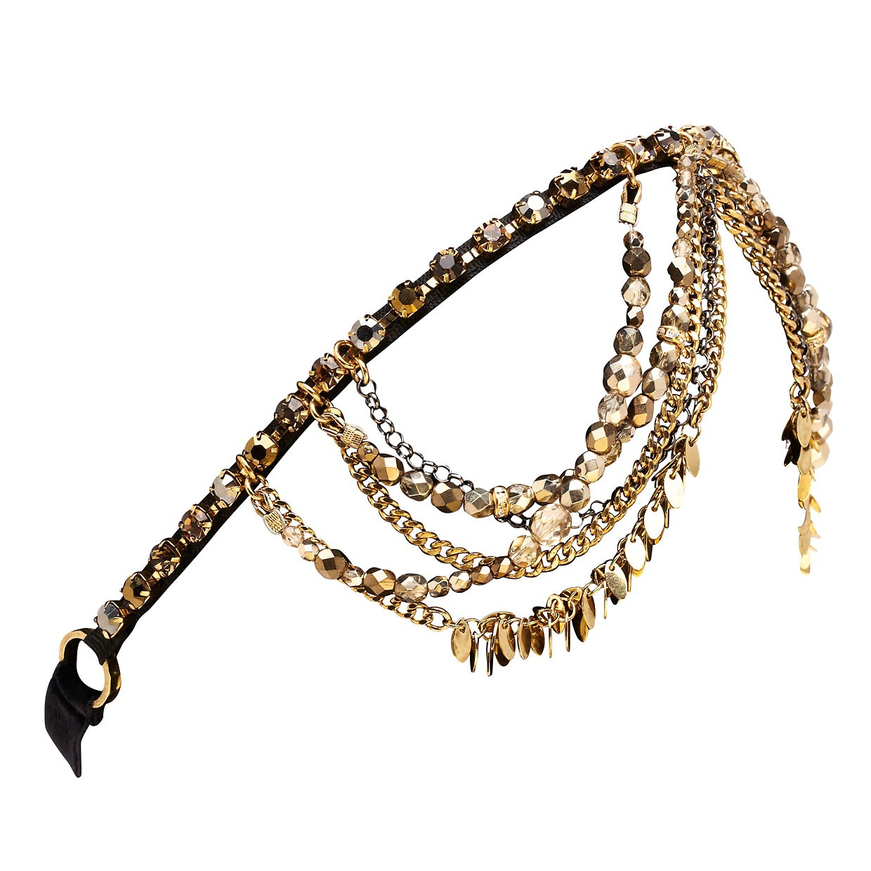 Maharani Jewel Headpiece; $149.00 from mimco.com.au