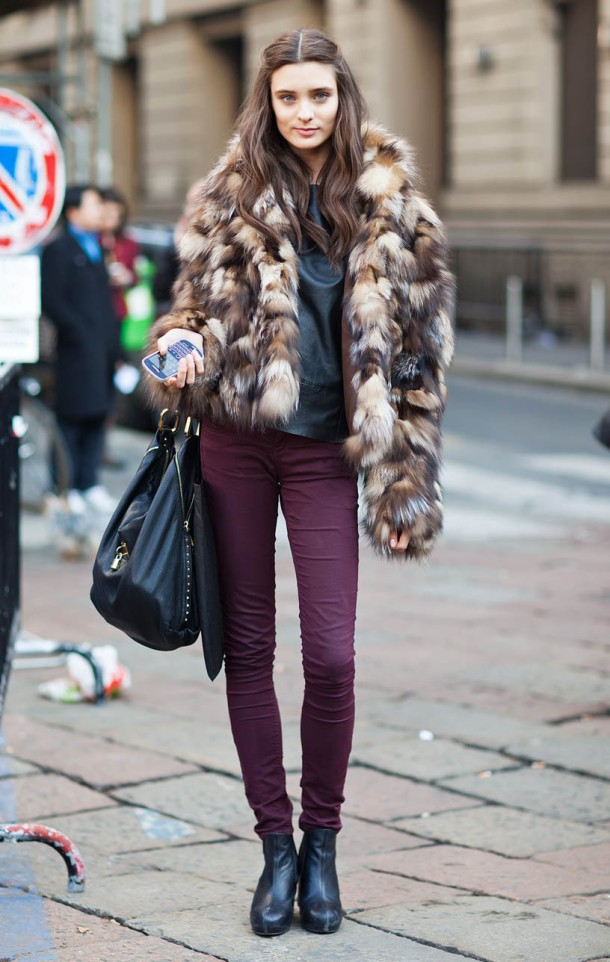 Models Off Duty Style & Look