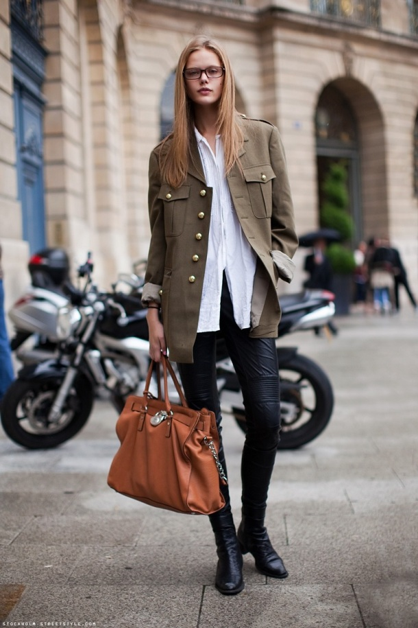 Models Street Styles