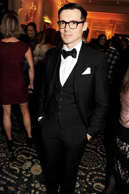 Erdem - British Fashion Awards 2012