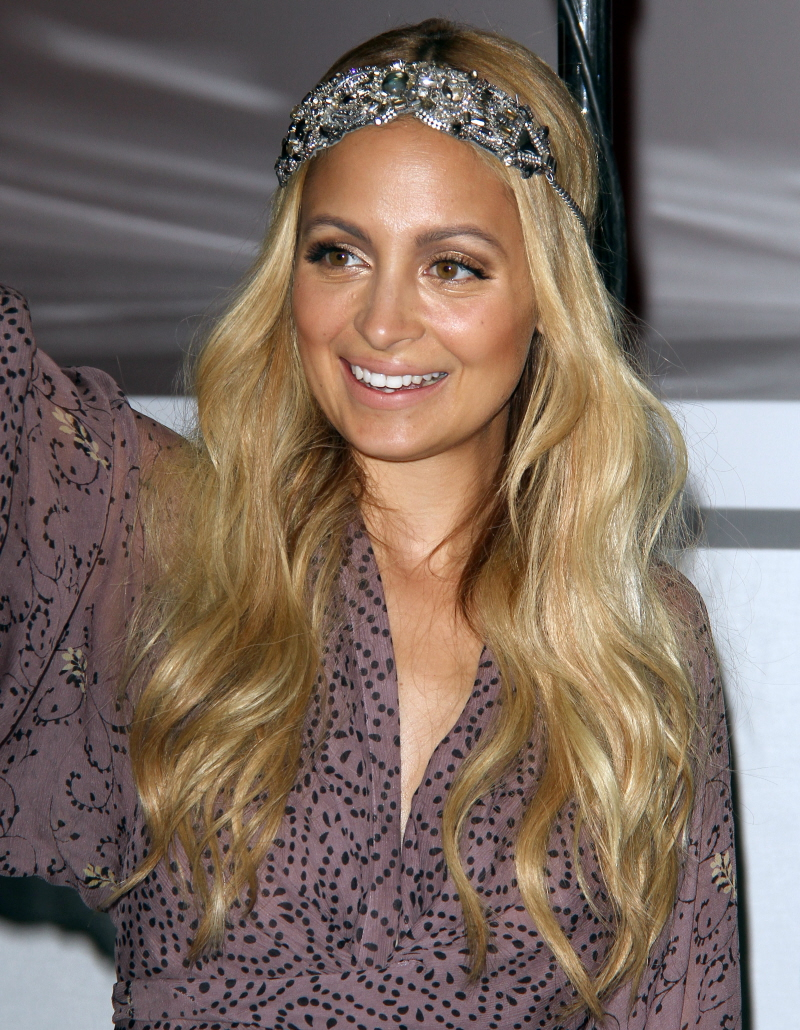 nicole richie headpiece 2 Headpieces Trend Alert For 2012   2013 Autumn/Winter! Would You Wear Them?