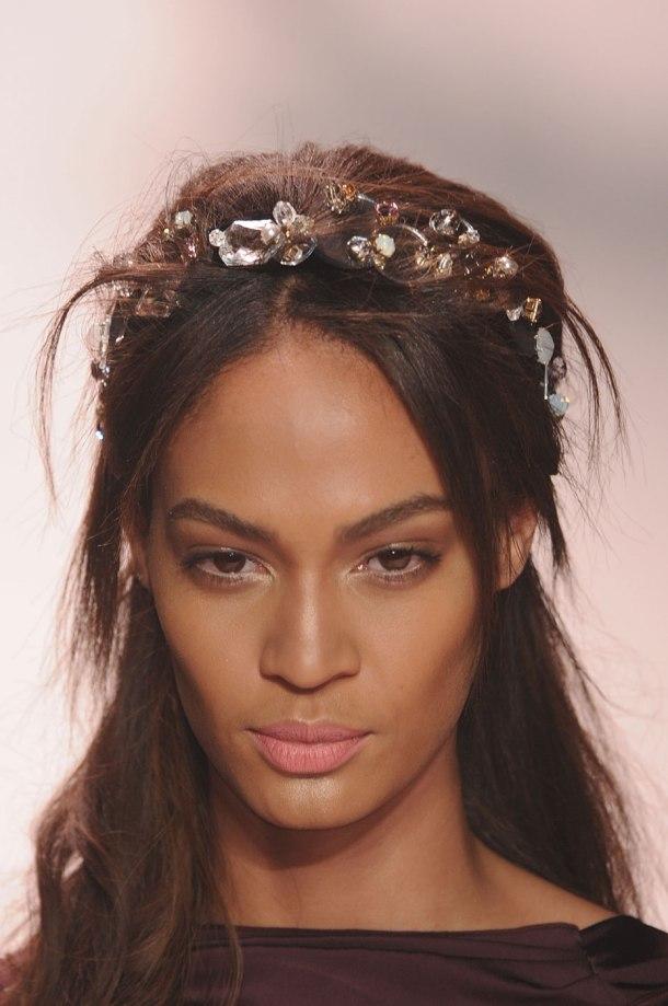 Nina Ricci headpieces