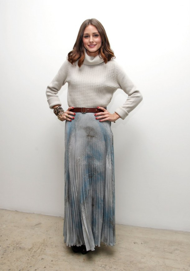 Olivia Palermo Sweater