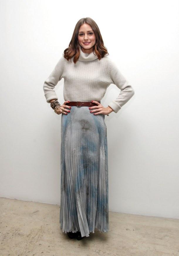 Olivia Palermo Sweater