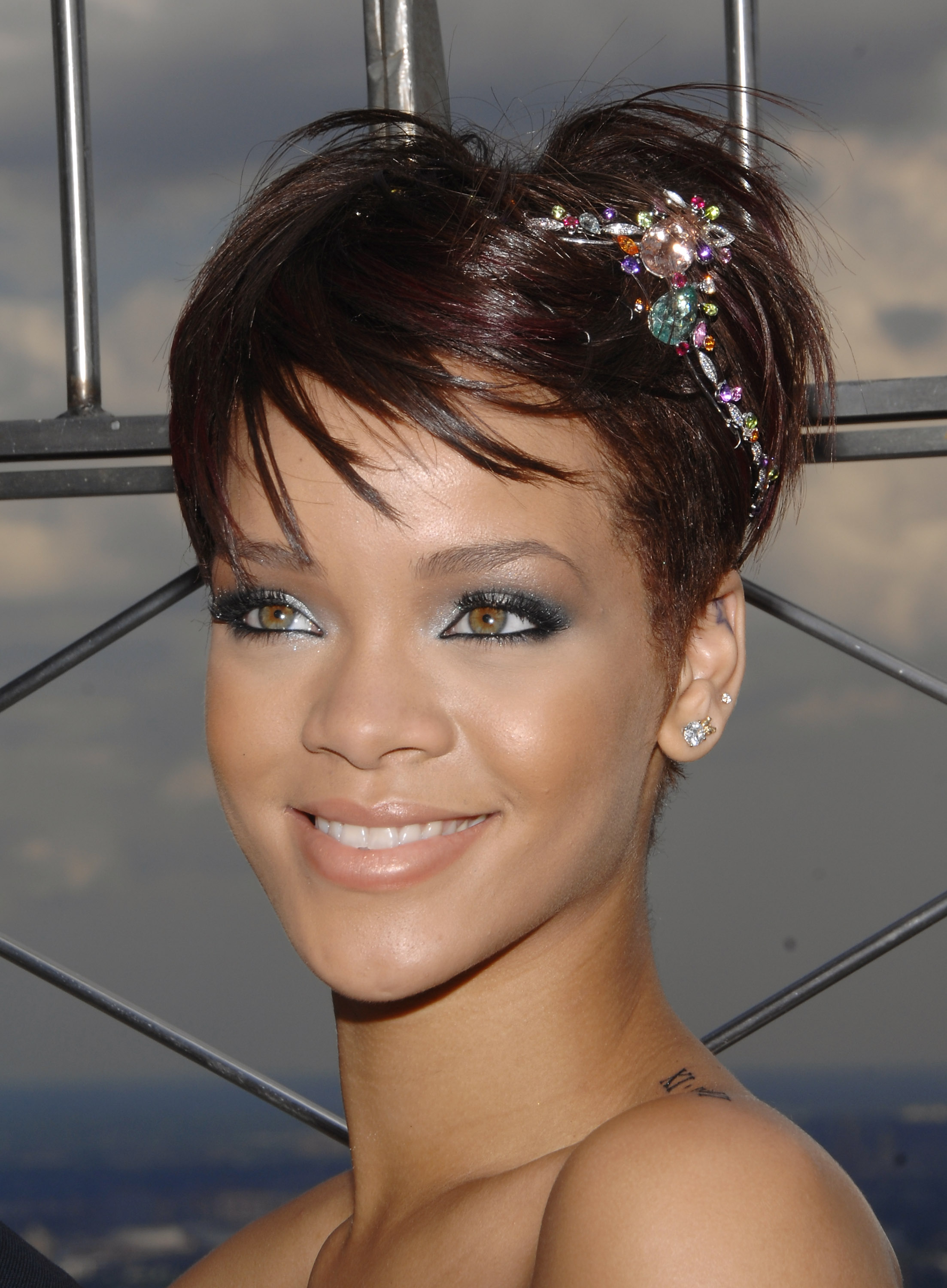 Rihanna Headpiece