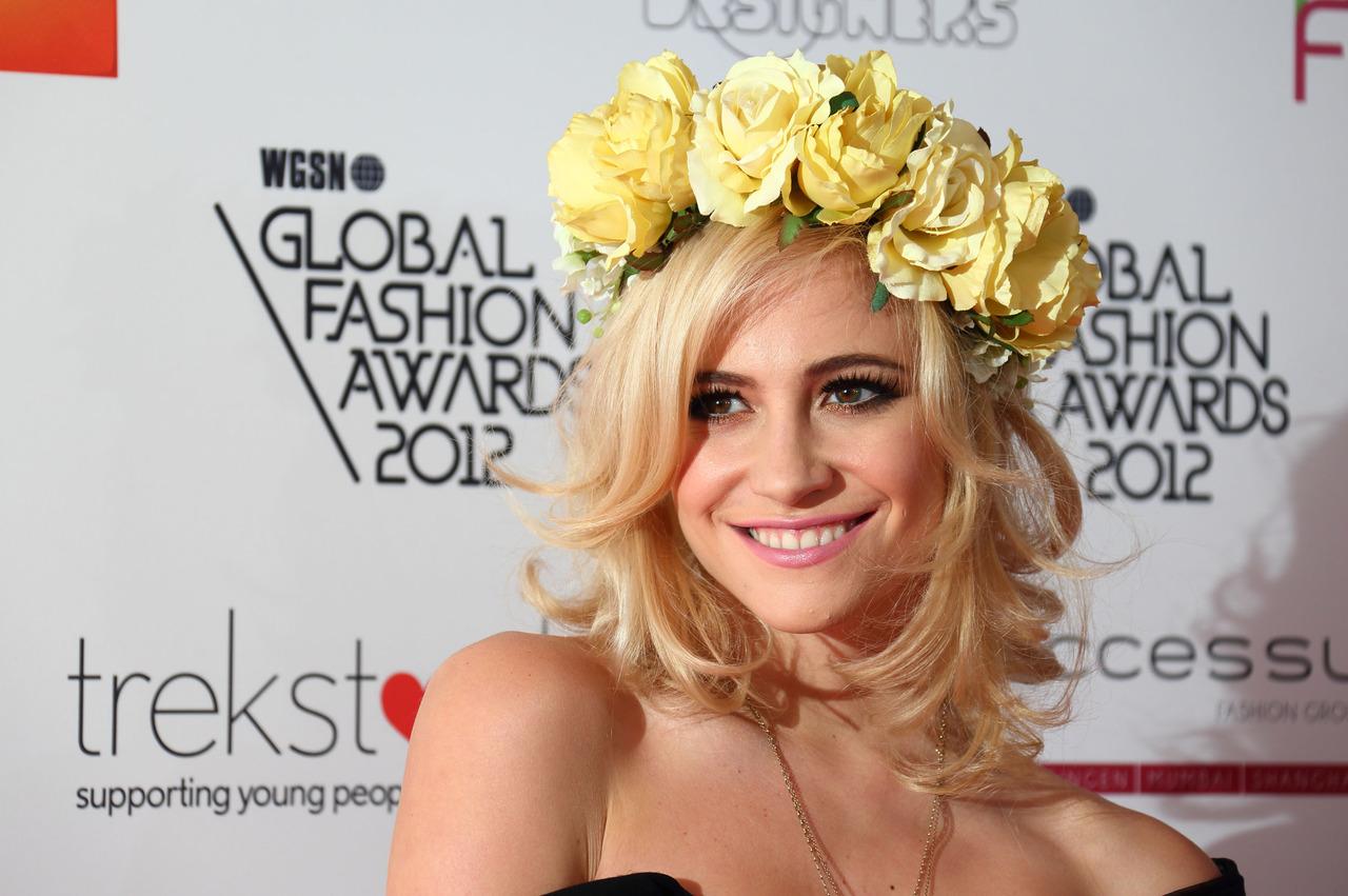 Pixie Lot flower headpiece