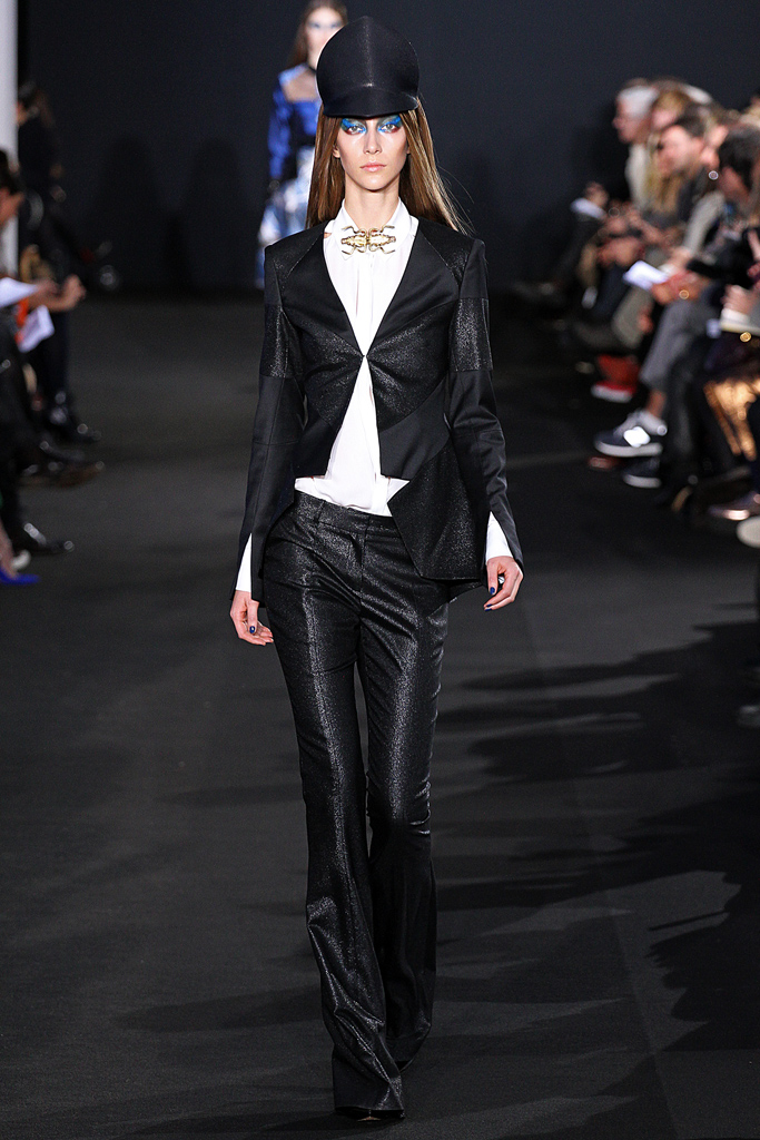 Prabal Gurung -  large trousers Fall / Winter 2012-2013, via style.com