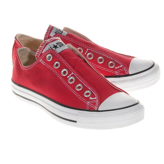 red chucks sneakers
