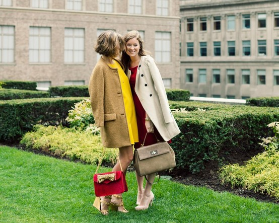 retro look style coats Coat Styles For Winter 2013! What To Wear?