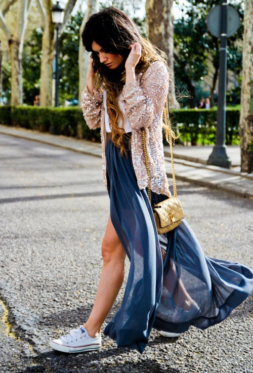 How To Wear & Style Your Sneakers In 2013 Winter? – The ...