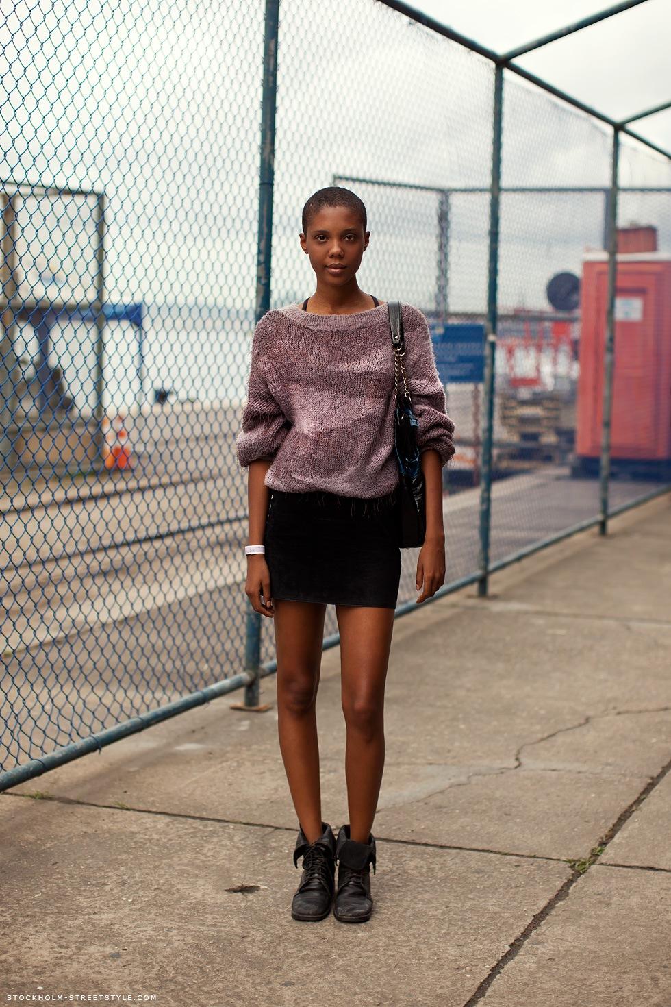Sweater - Street Style