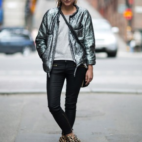 How To Wear & Style Your Sneakers In 2013Winter?