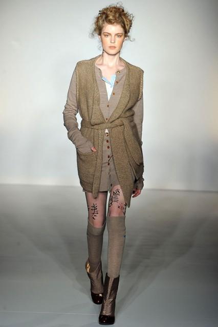 Vivienne Westwood Red Label - Autumn/Winter 2013 - Knitwear