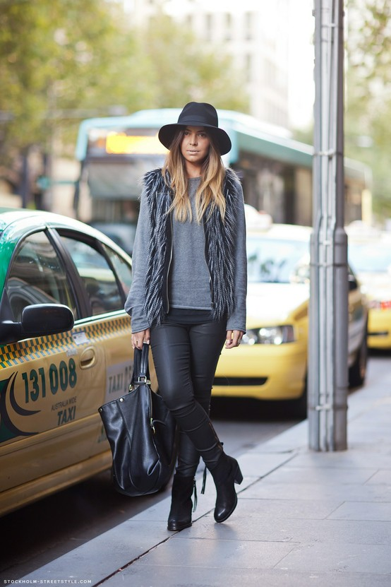 winter trends ankle boots How To Wear Ankle Boots? Looks, Tips & Street Style Close Up!