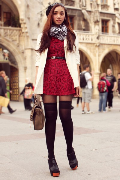 black-over-the-knee-socks-trend