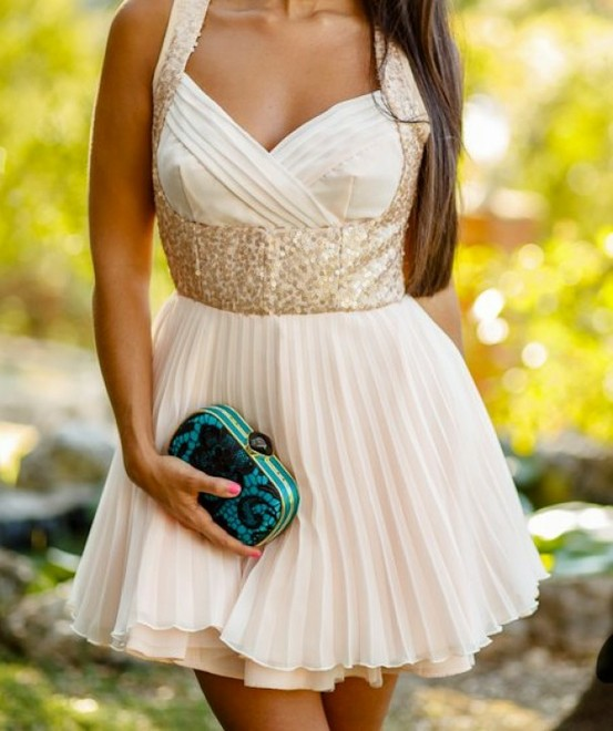 nude-princess-party-dress