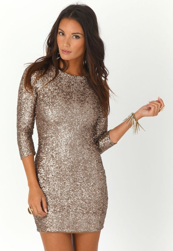 nude-sequined-new-year-eve-party-dress