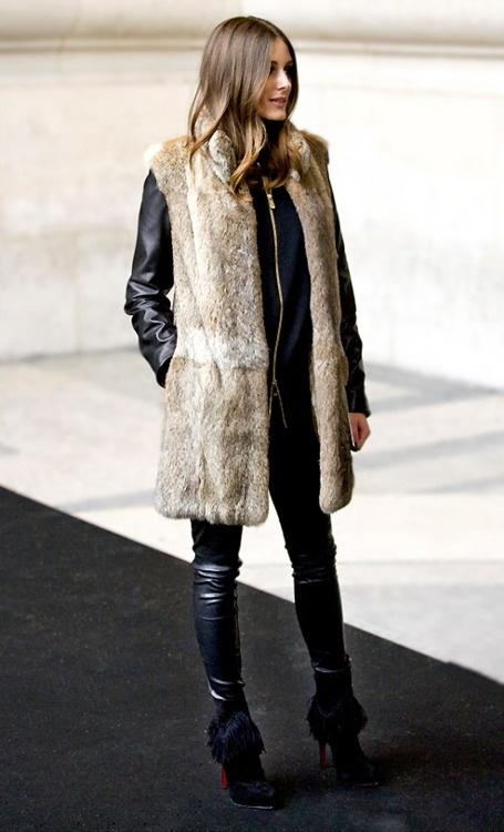 olivia-palermo-fur-vest