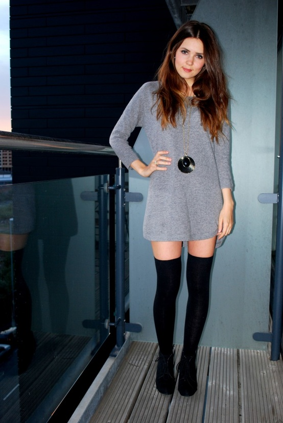 over-the-knee-socks-style