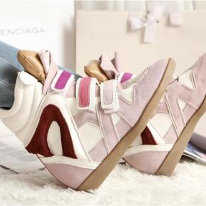 Shoes! High Heels Or High HeeledSneakers?
