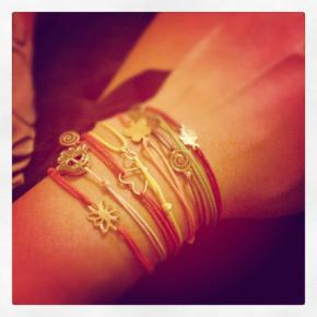 Is The Kabbalah Red String Or Bracelet The New Fashion Trend Of 2013? Why Are We Wearingit?