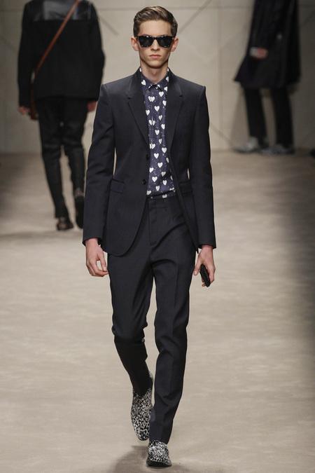 Burberry Prorsum - Menswear Fall Winter 2013/2014