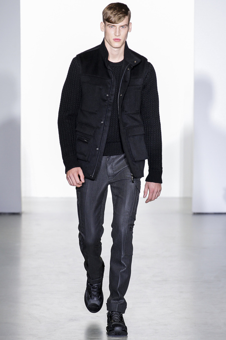 Calvin Klein - Menswear Fall Winter 2013/2014