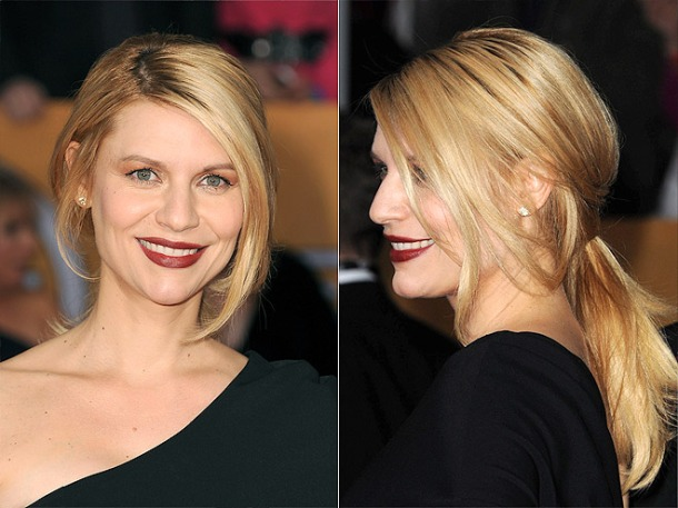 claire-danes-bauty-look-sag-awards-2013