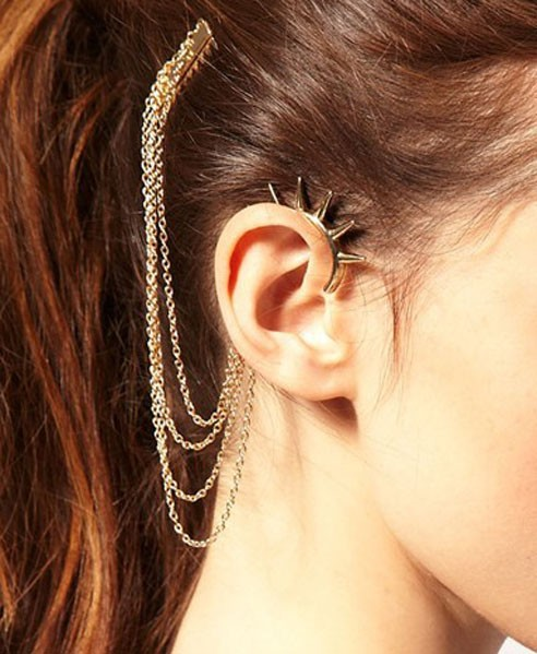 ear-cuff-hair-chain