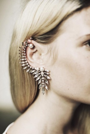 The New Bling: Ear Cuffs! Would You Wear Them Or Not?