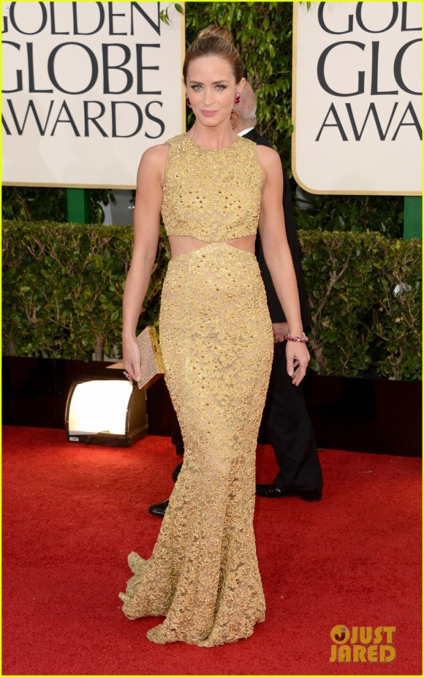 Emily-Blunt-Golden-Globes-2013-dress