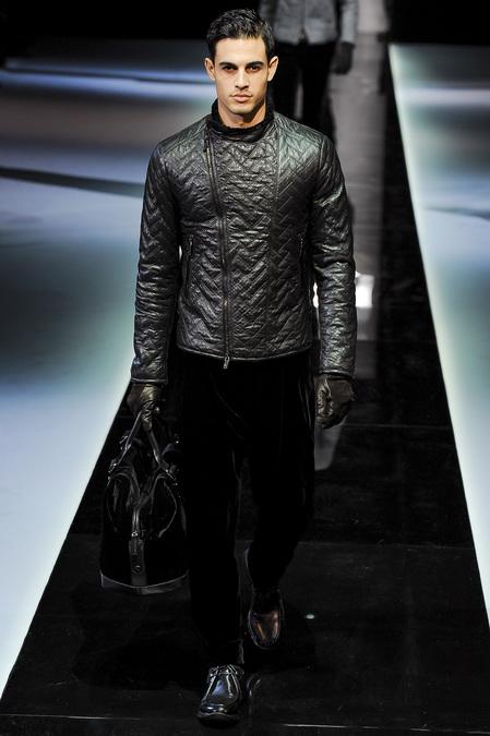 Giorgio Armani - Menswear Fall Winter 2013/2014