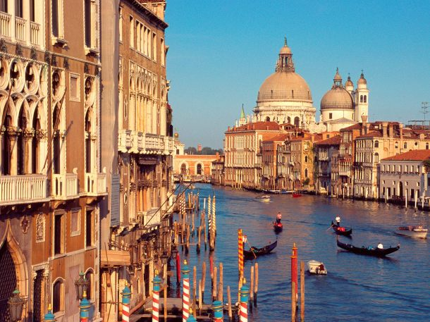 Grand Canal, Venice, Italy pictures