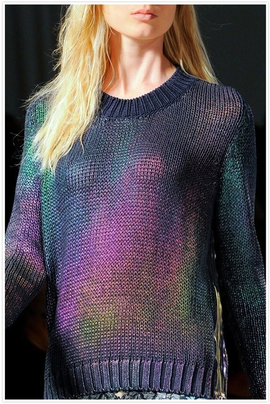 holographic-sweater