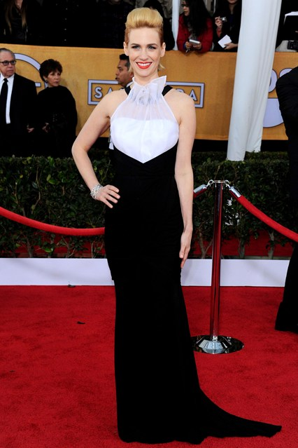 january-jones-sag-awards-2013-prabal-gurung