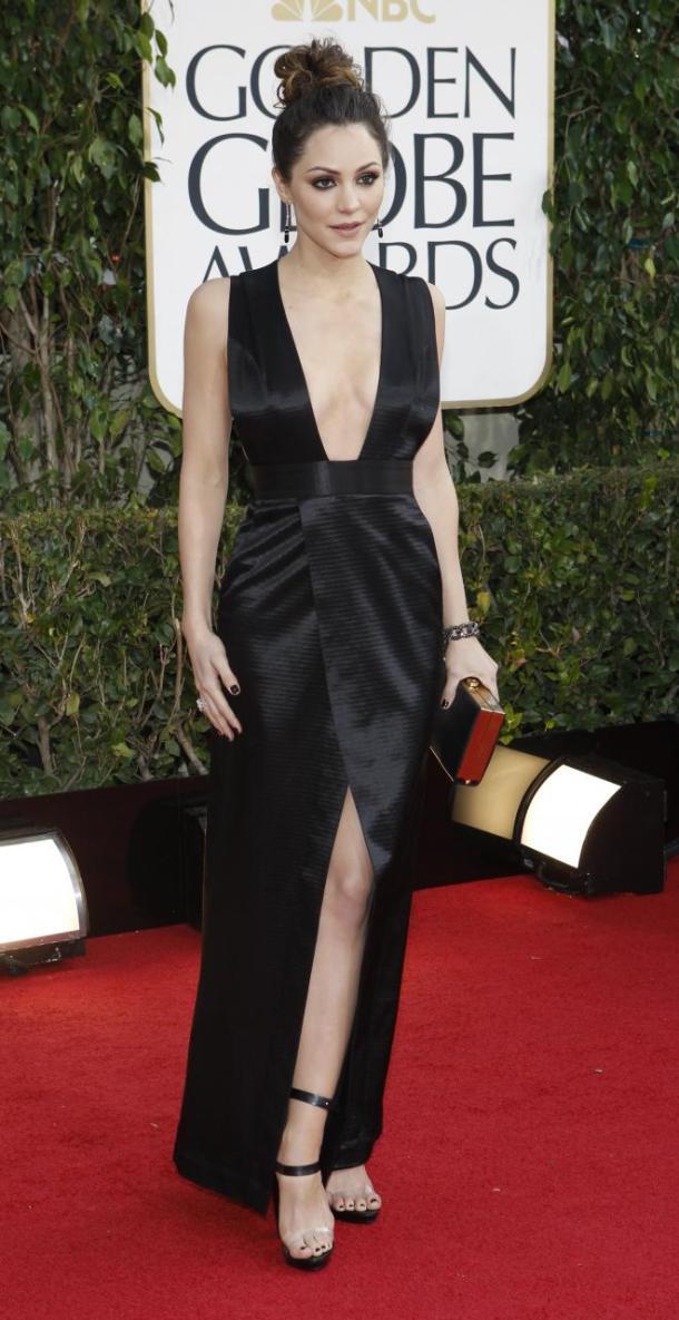 Katherine-McPhee-2013-Golden_globes-dress