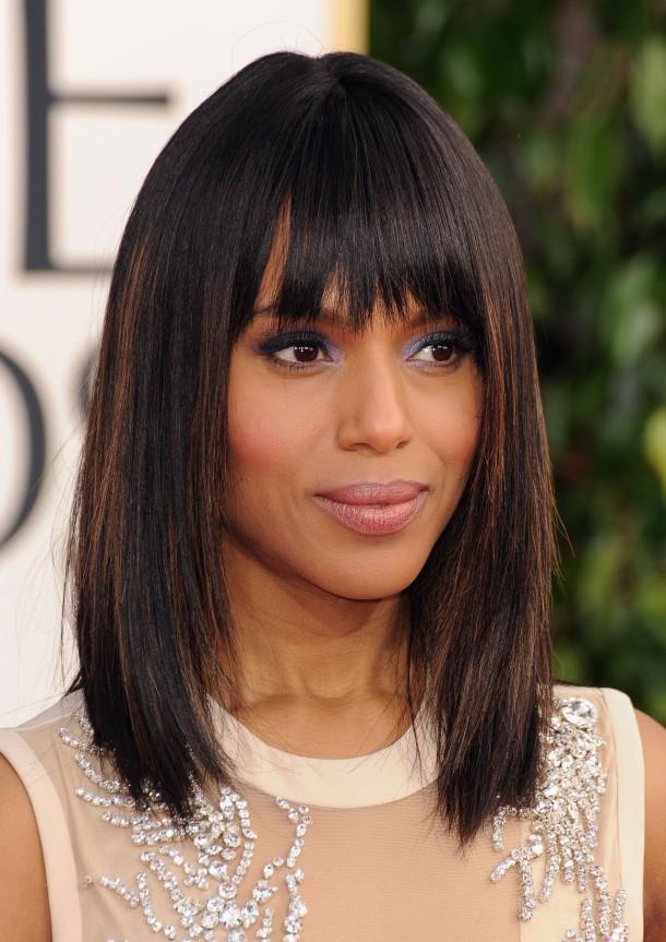 Kerry-Washington-at-the-2013-Golden-Globes-makeup-hair