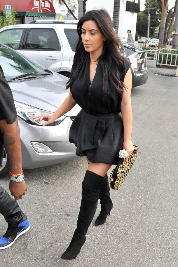 kim kardashian and kanye west 231212
