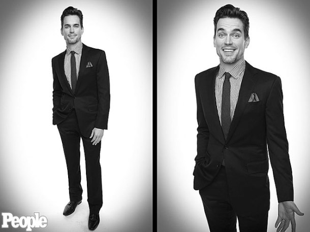 Matt Bomer at People's Choice Awards 2013