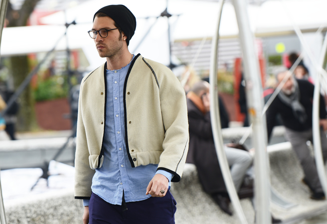 men�s street styles from 20132014 fall � winter fashion