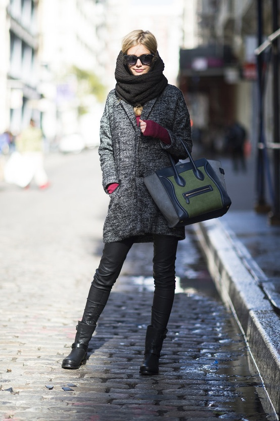 office-style-oversized-coat-scarf