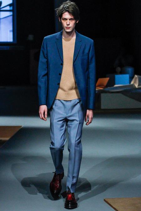 Prada- Menswear Fall Winter 2013/2014