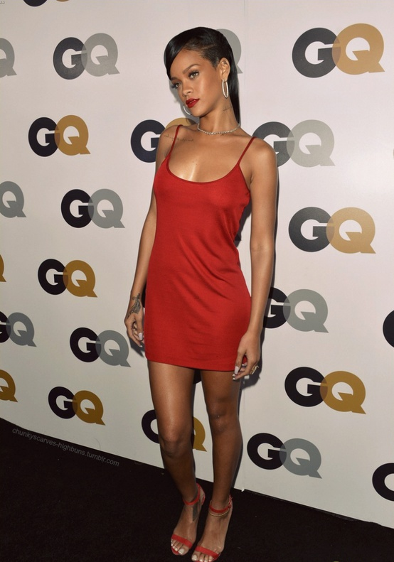 rihanna-red-dress