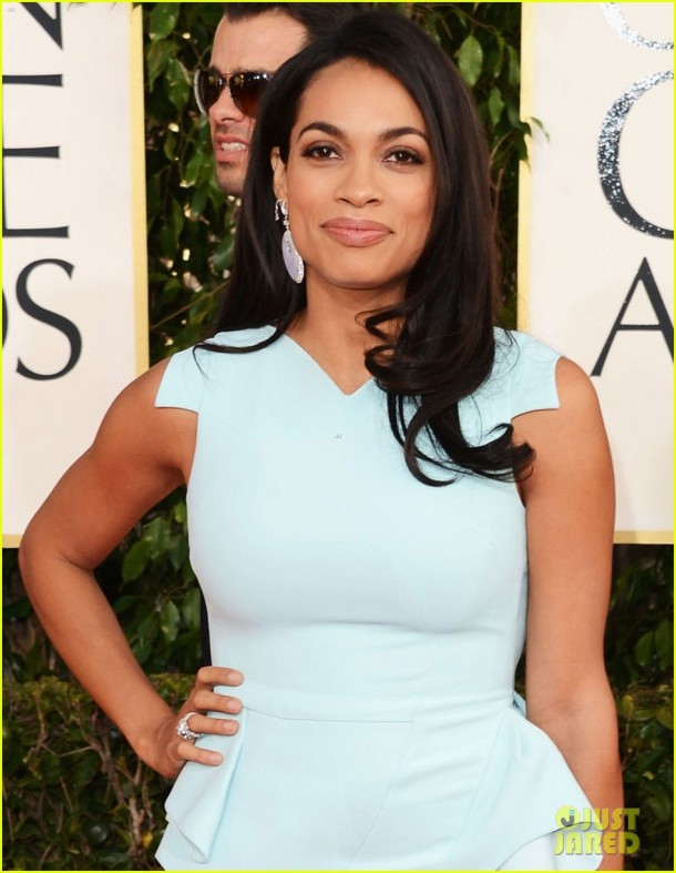 rosario-dawson-golden-globes-2013-makeup-hair