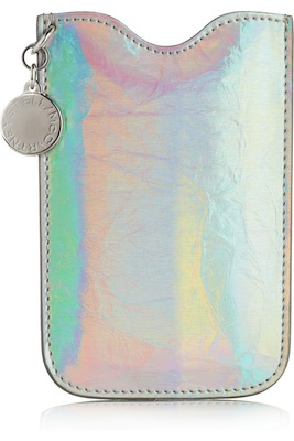 Stella-McCartney-Holographic-Faux-Leather-iPhone-case-trend