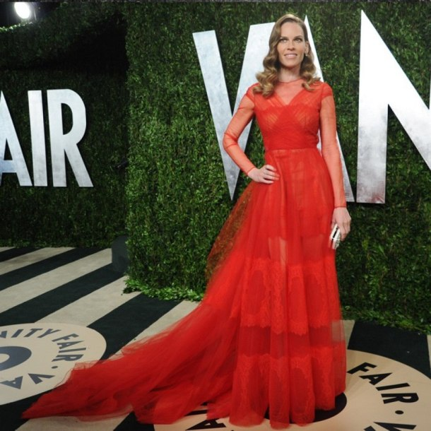 Hilary-Swank-oscar-party