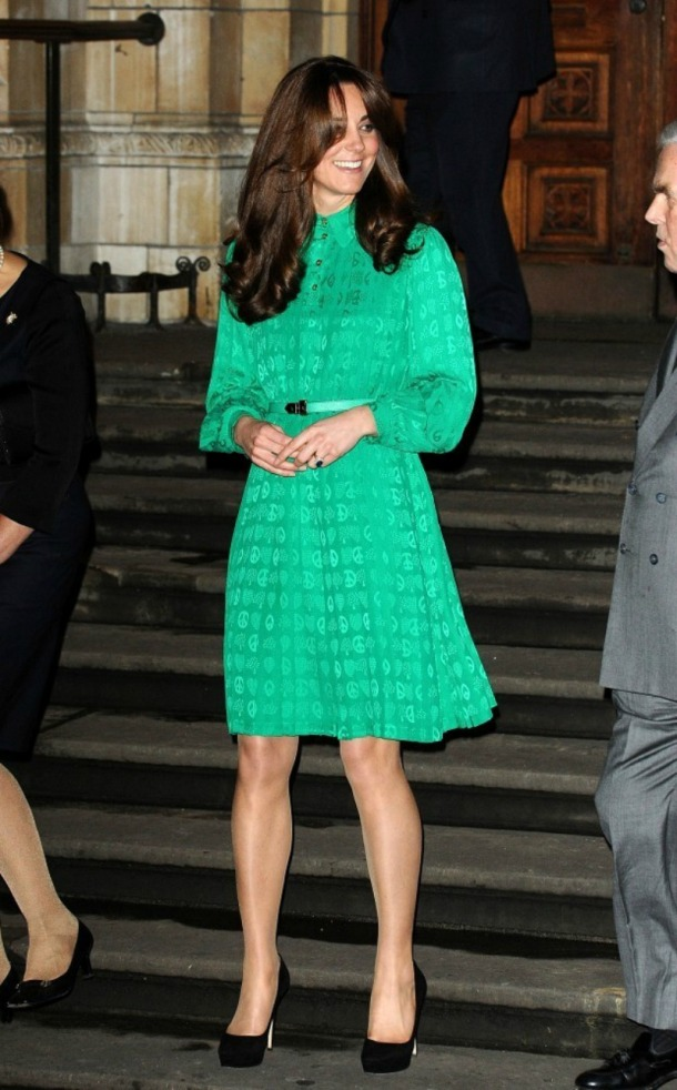 kate-middleton-green-dress